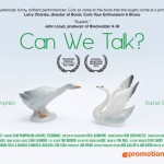 Can We Talk Poster