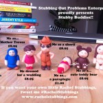 Stubbing Out Problems #32 The Stubby Buddy