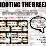 Next Shooting The Breeze is Sep 17th